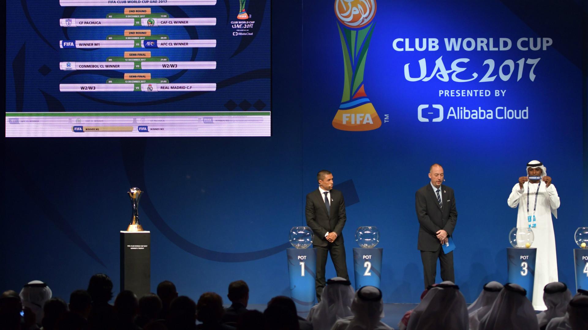 club World cup 2017