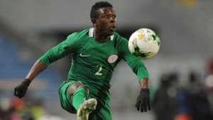 Osas Okoro Nigeria CHAN 2018