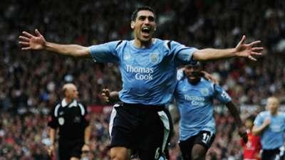 Claudio Reyna Manchester City 2005-06