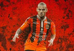 Sneijder - Nice