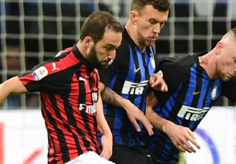 LIVE: Inter vs AC Milan