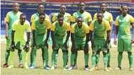 Kariobangi Sharks squad v Vihiga United.
