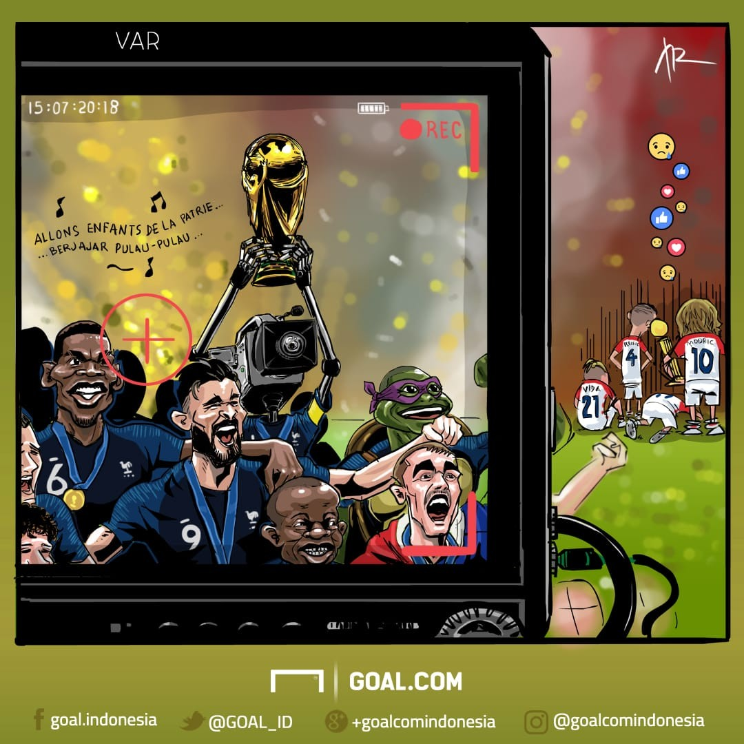 Galeri Kartun Goal Indonesia 2018 Goalcom