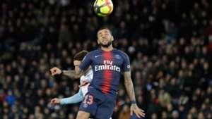 Dani Alves PSG Marseille Ligue 1 17032019