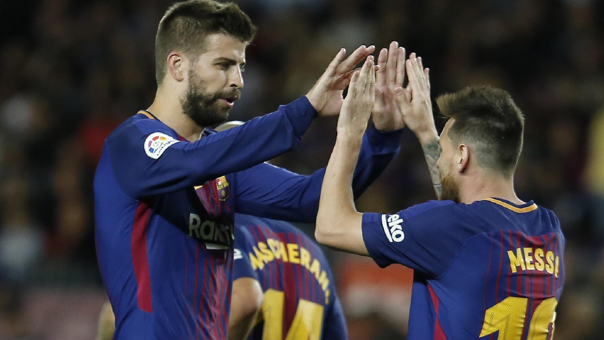 Ce groupe Whatsapp Barça-Real créé par Piqué — RIVALITÉ