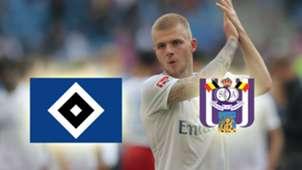 HSV Hamburger SV RSC Anderlecht TV LIVE STREAM Testspiel