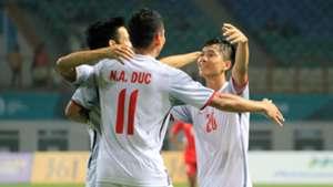 Phan Văn Đức Olympic Việt Nam vs Nepal