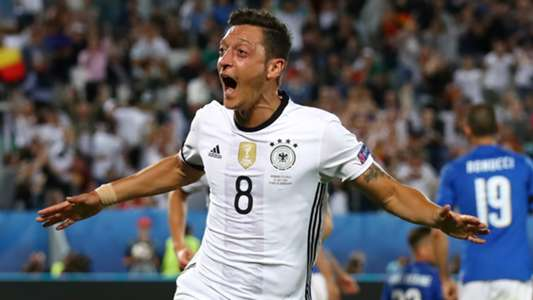 Mesut Ozil Germany Euro 2016