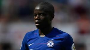 N'Golo Kante Chelsea 2017-18