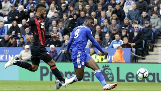 Kelechi Iheanacho - Leicester City vs. Huddersfield Town