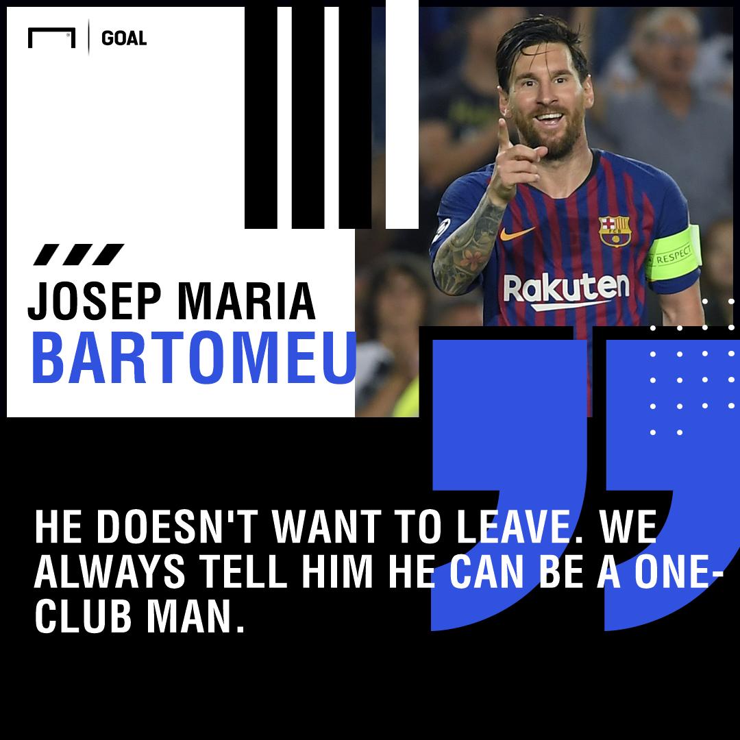 Bartomeu: Barcelona's door always open for Guardiola return