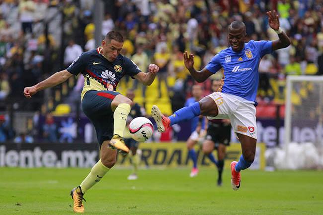 Pablo Aguilar Enner Valencia América Tigres 271117