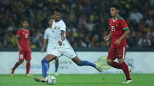 Syamer Kutty, Malaysia U22, 2017 KL SEA Games