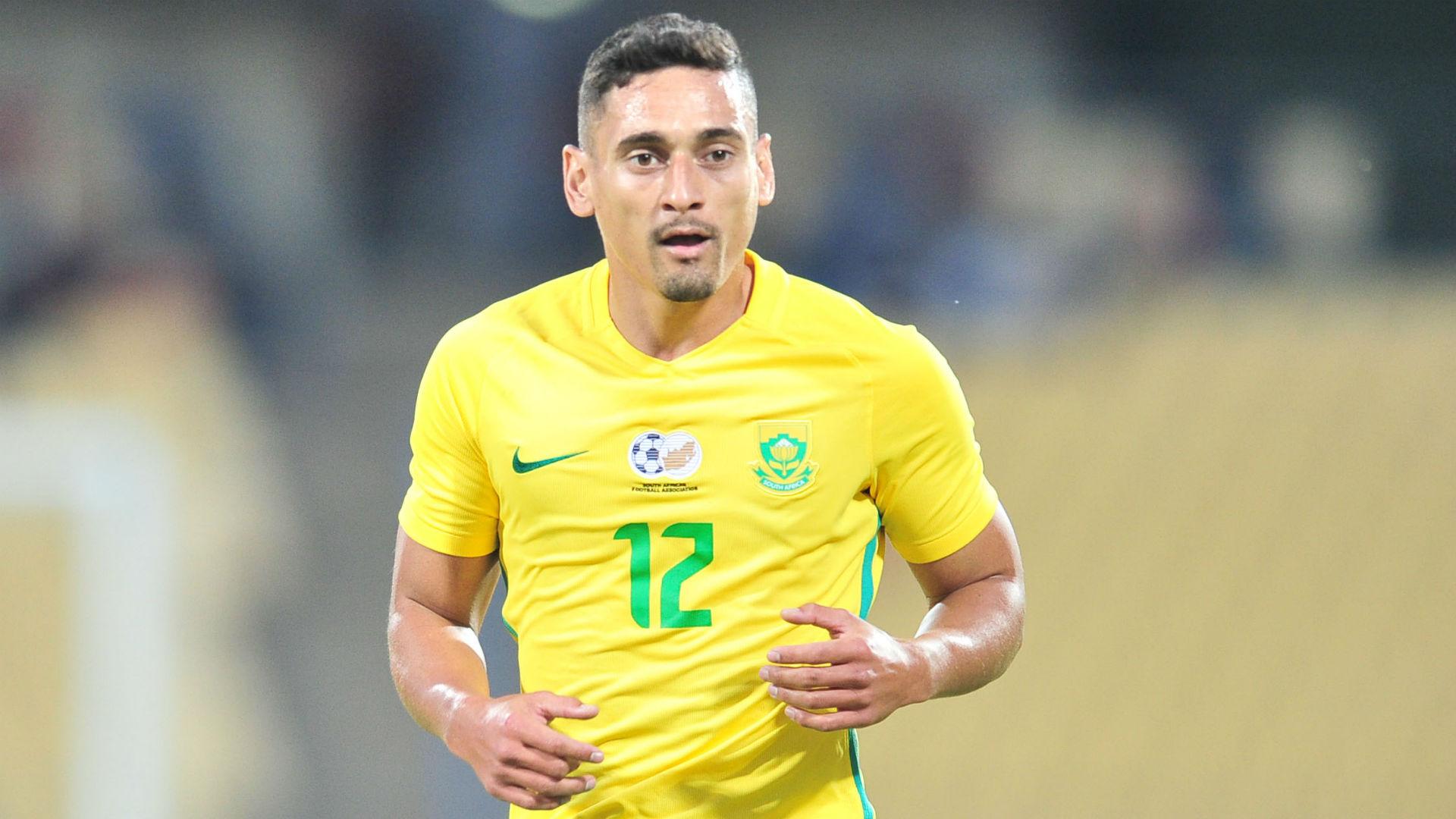 Bafana Bafana, Cole Alexander