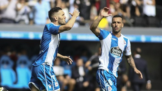 Lucas Perez Deportivo Getafe 30092017