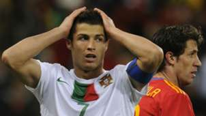 Cristiano Ronaldo Portugal World Cup 2010 Spain
