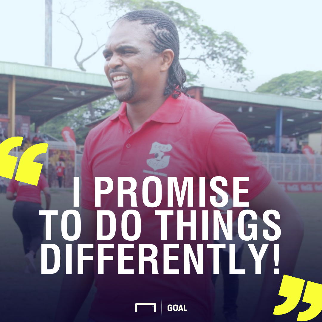 Kanu's presidential ambition