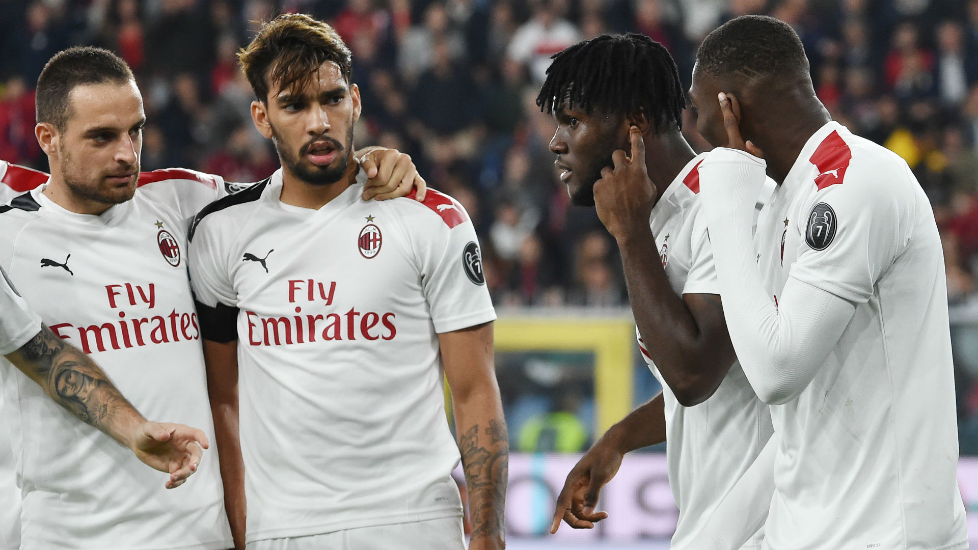 AC Milan's Champions League dreams not over yet - Kessie