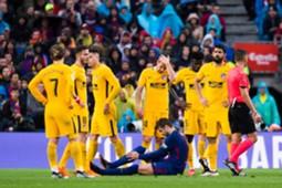 gerard piqué barcelona atlético madrid liga