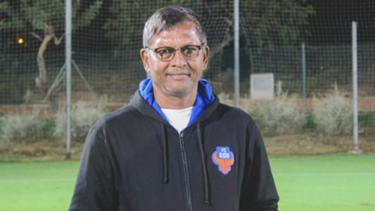 Derrick Pereira FC Goa ISL