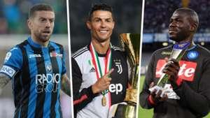 Serie A Team of the Season: Ronaldo is Juventus' only representative