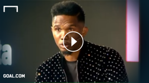 Eto'o Playbutton