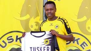 Kevin Omondi of Tusker.