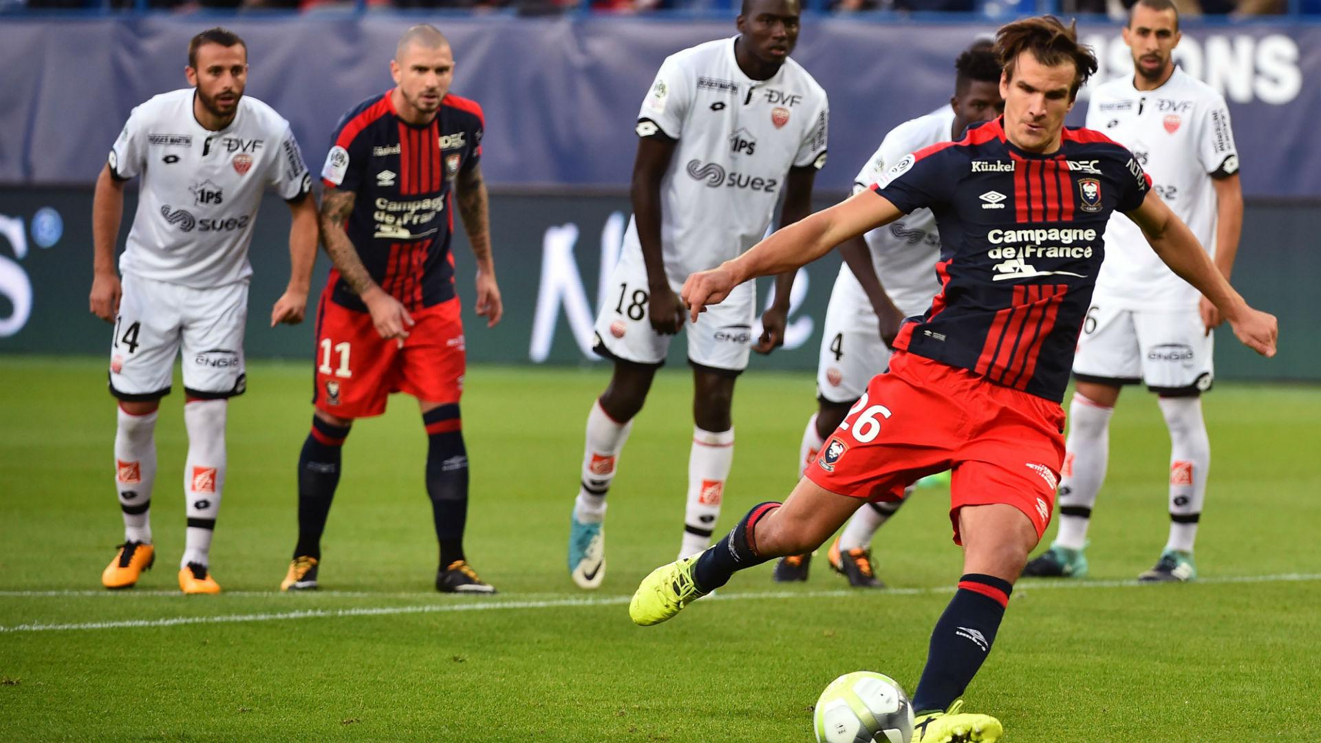 DIRECT - Le SM Caen avec Jan Repas d'entrée face à Dijon