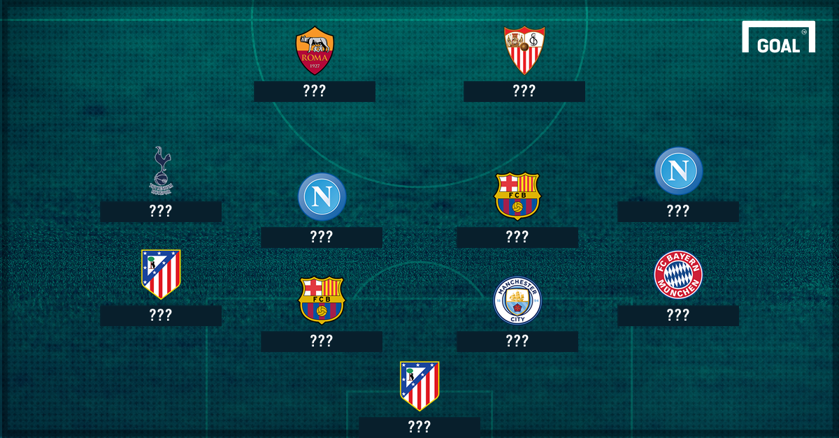 Most Underrated XI in Champions League
