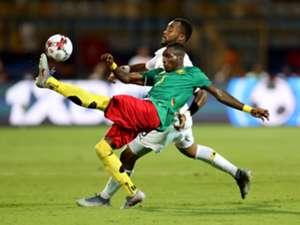 Ambroise Oyongo Cameroon Jordan Ayew Ghana