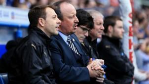 Rafa Benitez Newcastle United Championship