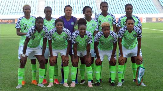 Image result for super falcons of nigeria