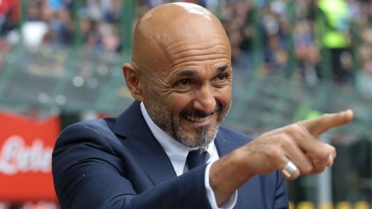 Luciano Spalletti Inter SPAL Serie A