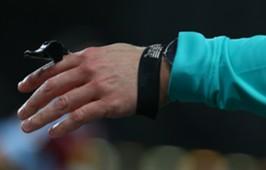 Schiedsrichter Pfeife Referee whistle