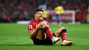 Alexis Sanchez Manchester United Premier League