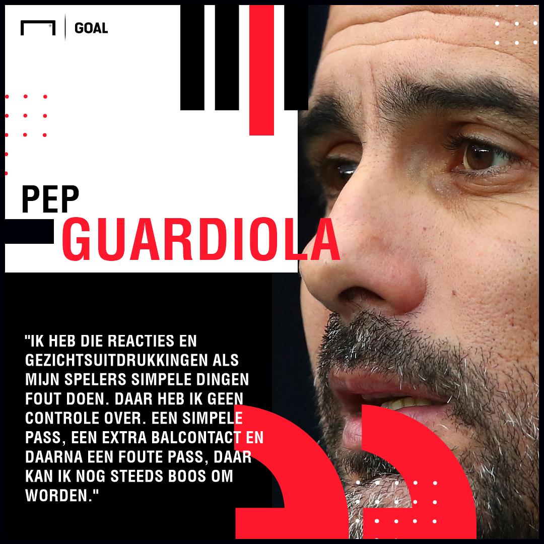 GFX Pep Guardiola, Manchester City
