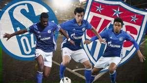 Wright McKennie Taitague Schalke 04 15052017