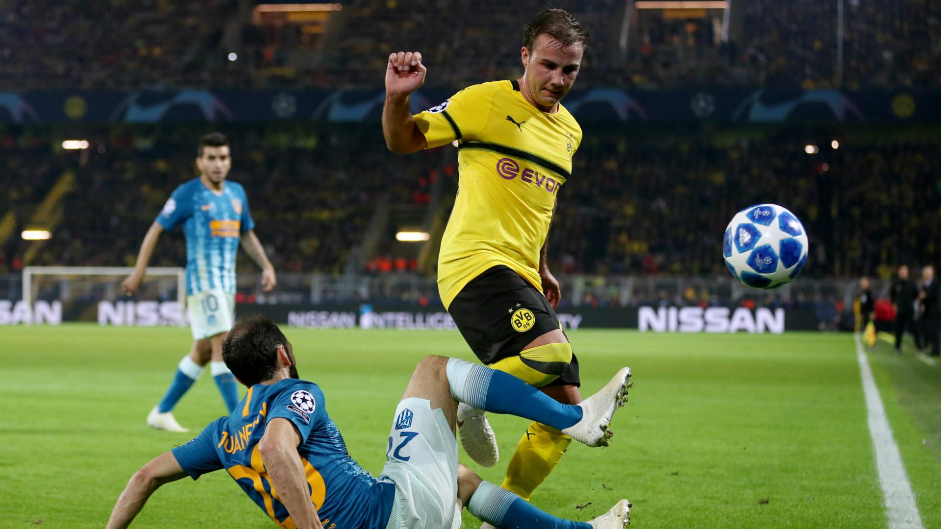 Atletico Vs Bvb Borussia Dortmund Fußball Heute Live Im Tv Und