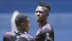 Harambee Stars striker Jesse Were.