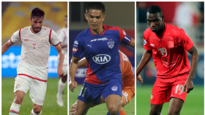 What are the differences between the Oman, Qatar and Indian football leagues?