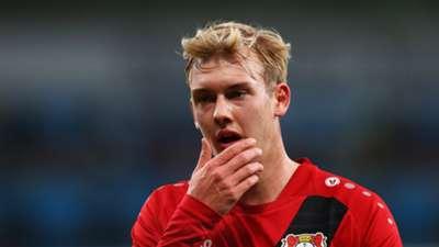 Julian Brandt Leverkusen Dortmund 12022017