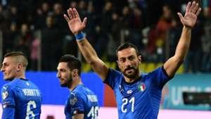 Fabio Quagliarella Italy Liechtenstein Euro 2020