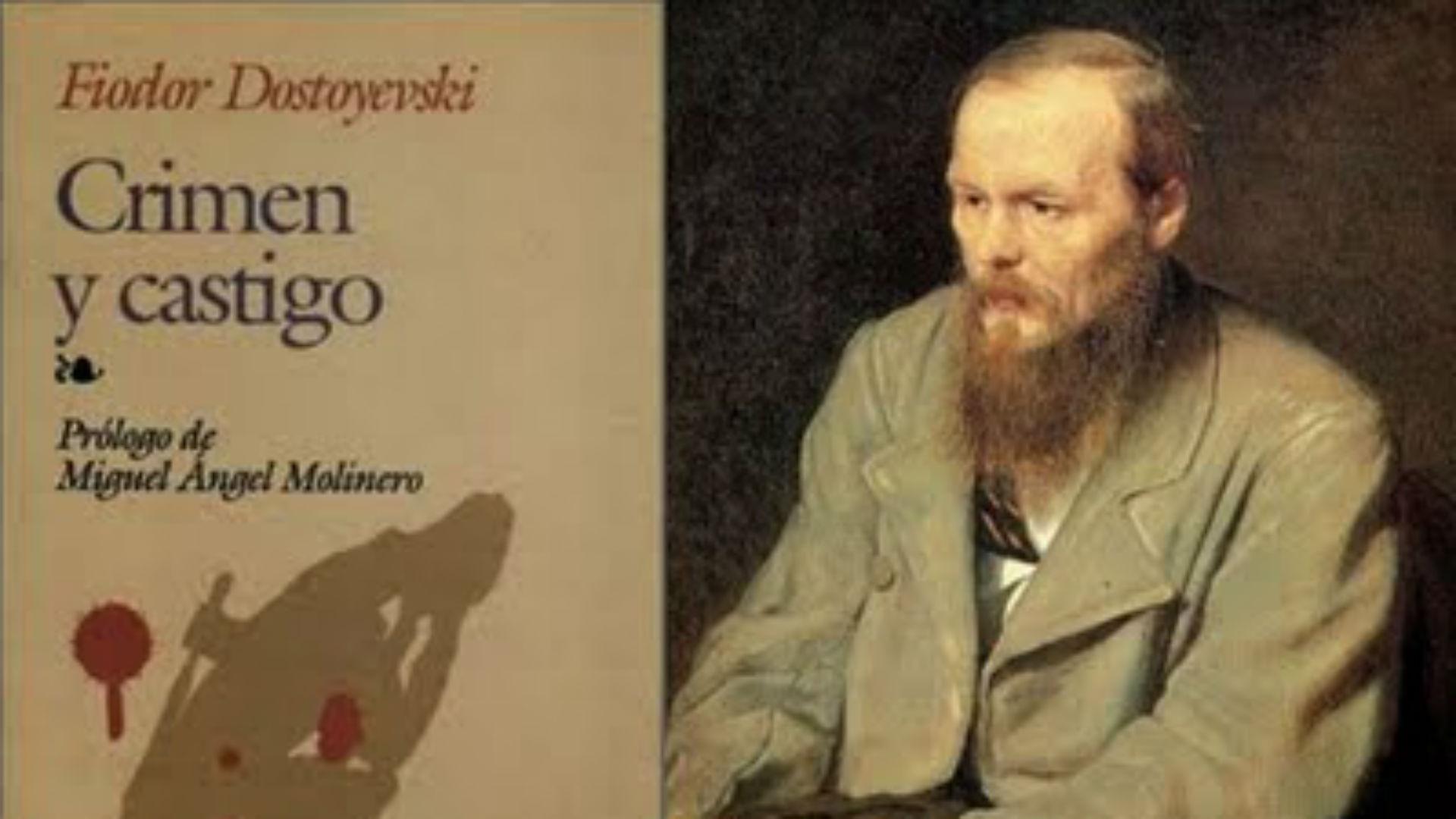 Crimen y castigo Dostoyevski