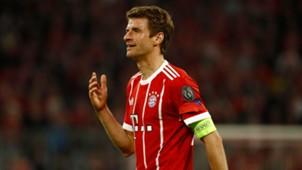 Thomas Mueller Bayern Munich Sevilla UEFA Champions League