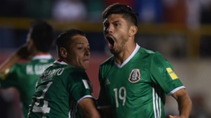 Javier Chicharito Hernandez Oribe Peralta Mexico
