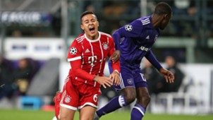 *GER ONLY* THiago Anderlecht Bayern