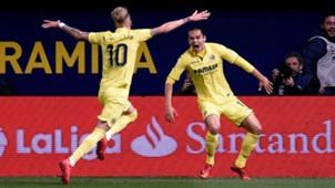 Enes Unal Villarreal La Liga 03182018