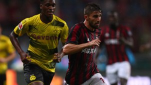 Fabio Borini Milan