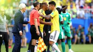 James Rodriguez Colombia 28062018
