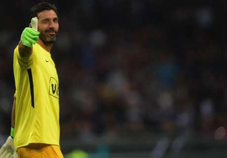 Buffon dice 'oui': ai dettagli col PSG